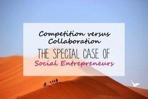 Competition versus collaboration