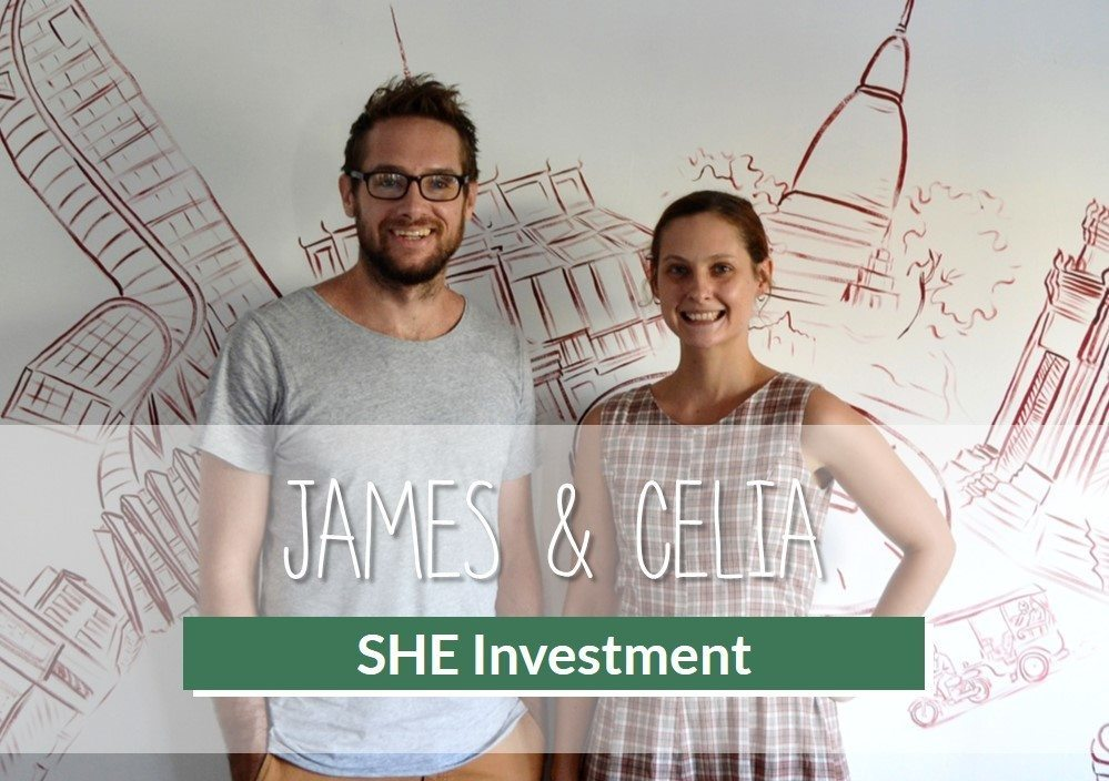 Two Creators for Good: James and Celia's entrepreneurial journey