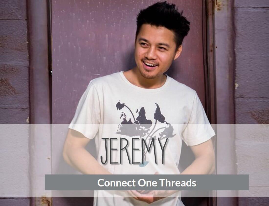 """A """"creator for good"""" : Jeremy's entrepreneurial journey"""