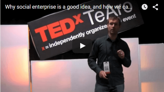 TED Talks for Social Entrepreneurs - Alex - creators for good