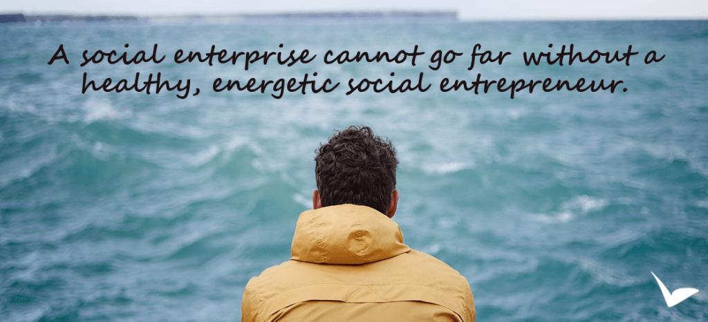 social entrepreneur burnout 2 - creators for good