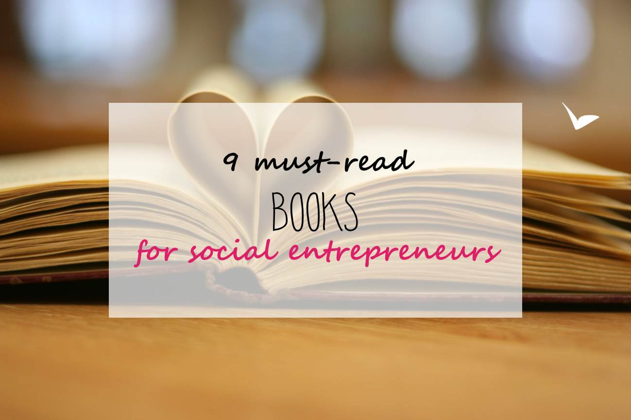9 must-read books for social entrepreneurs