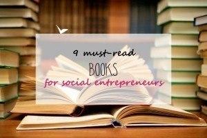 9 must read books for social entrepreneurs