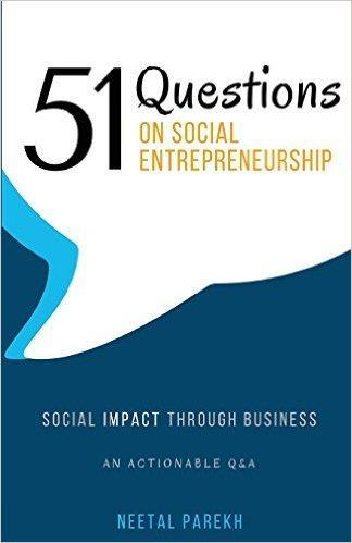 Cover book 51 Questions on Social Entrepreneurship