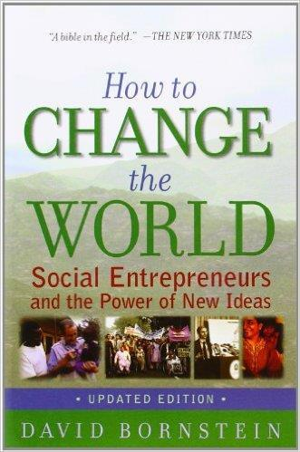 Cover book How to Change the World