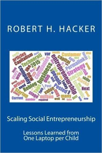 Cover book Scaling Social Entrepreneurship