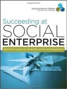 Cover book Succeeding at Social Enterprise