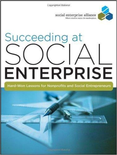 Cover book Succeeding at Social Enterprise