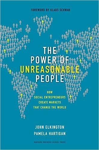 Cover book The Power of Unreasonable People