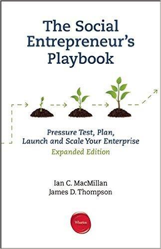 Cover book The Social Entrepreneur's Playbook
