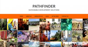 Pathfinder homepage