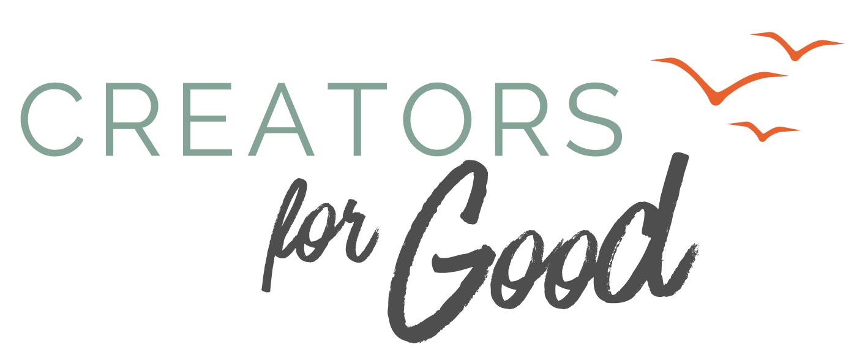 CREATORS FOR GOOD