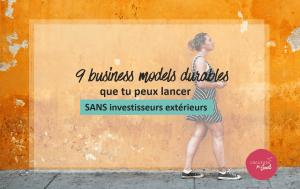 business models durables
