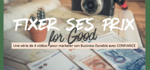 fixer ses prix for good - header simple - Creators for Good