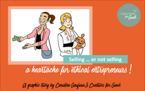 selling or not selling - creators for good