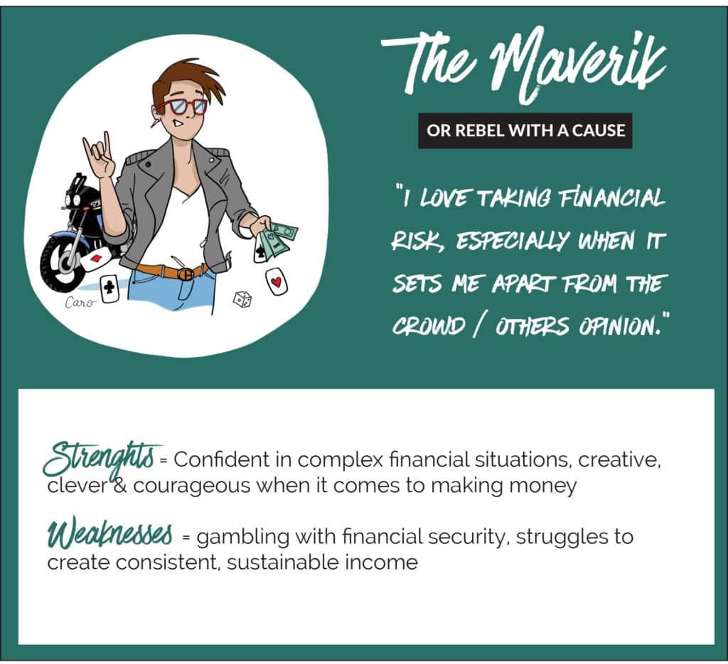 Money Archetype 1 - Creators for Good