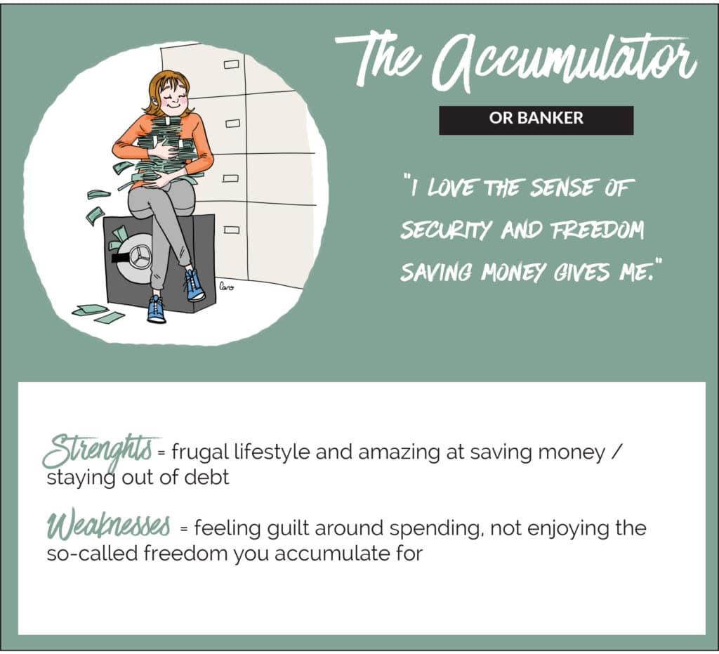 Money Archetype 3 - Creators for Good