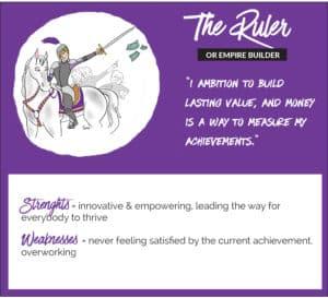 Money Archetype 8 - Creators for Good