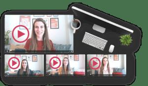 Serie de 4 vidéos fixer ses prix for good