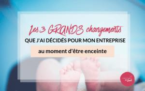 entrepreneure enceinte - creators for good