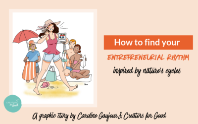 How to find your entrepreneurial rhythm inspired by nature's cycles