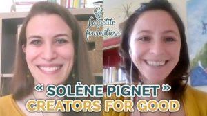 Inyerview de solene par lidy - Creators for good