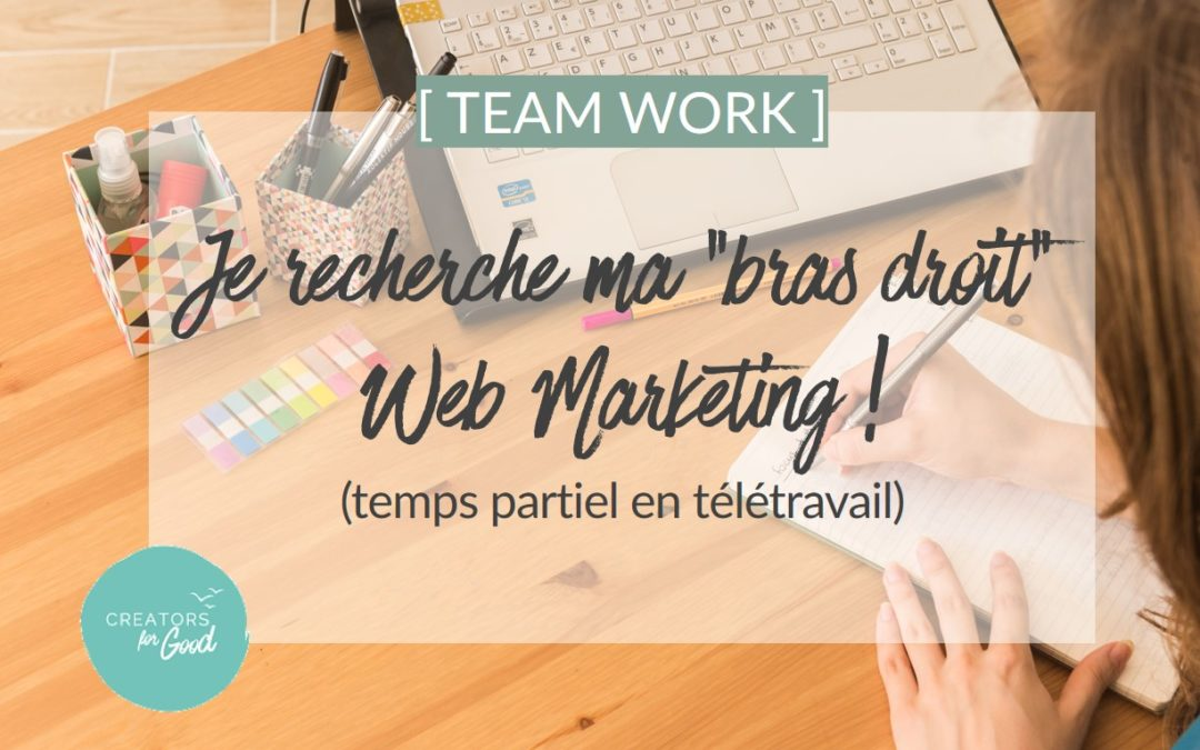 team work - creators for good